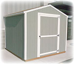 Value Apex Storage Shed